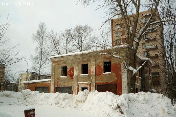 На Сибирская улице