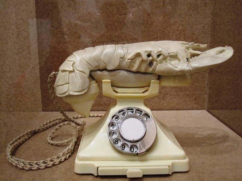 White Aphrodisiac Telephone