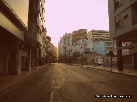 Улица в Гуаякиле