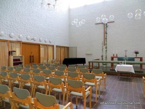 15 рояль в зале