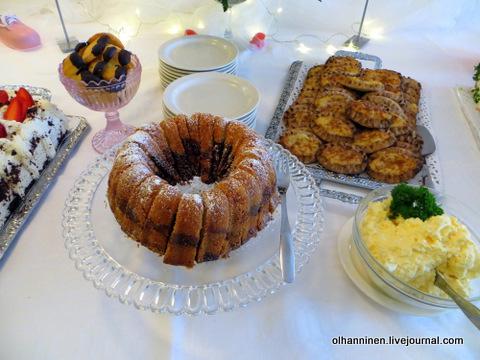 26 кекс, пирожные и пирожки с рисом