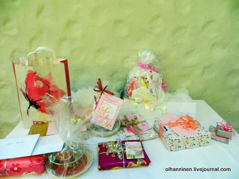 27 подарки