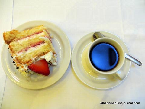 29 сладкий пирог и кофе