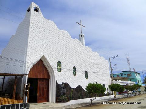 00 церковь с витражами