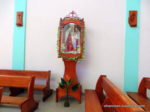 32 статуэтка святой