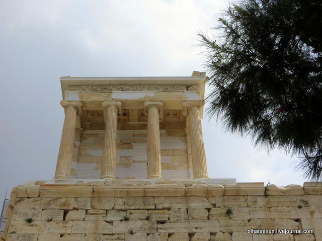Храм Ники Аптерос1