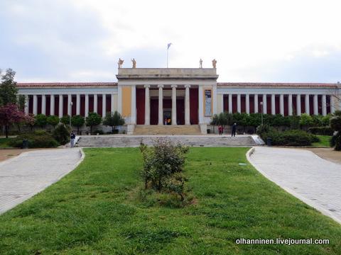 Национальный археологический музей, Афины