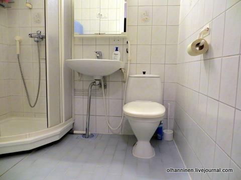 13 универсальным камнем моем все в ванной, кроме зеркала