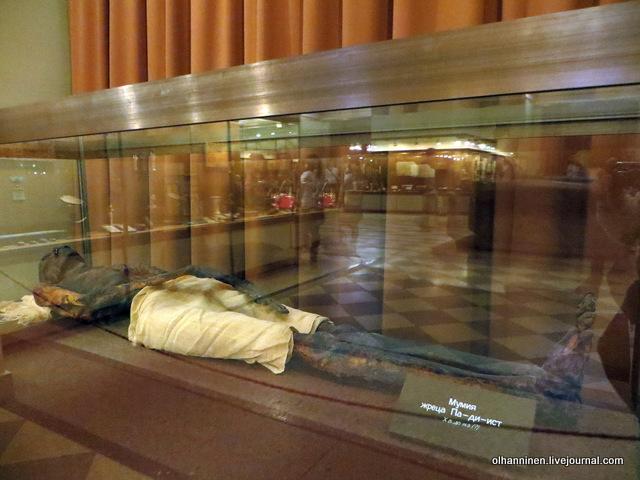 06 Мумия жреца Па-ди-ист X век до н.э.