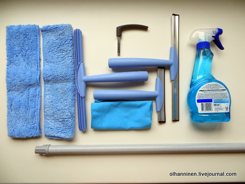 01 набор для мытья окон