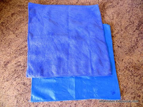 11 тряпки для мыться боковин окон и вытирания склиза