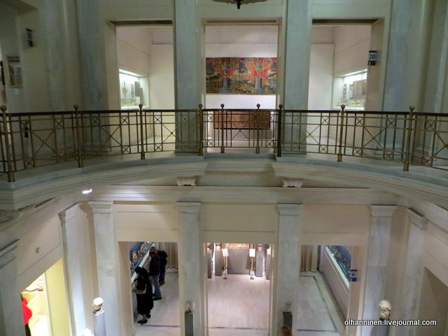 Музей Бенаки второй этаж