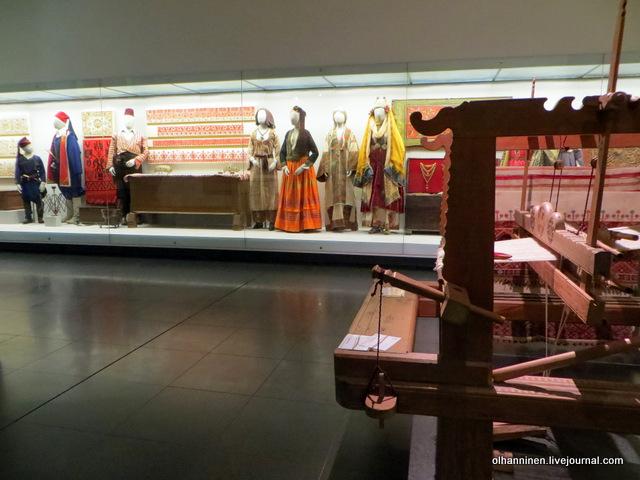 Музей Бенаки национальные костюмы и как их изготовляли