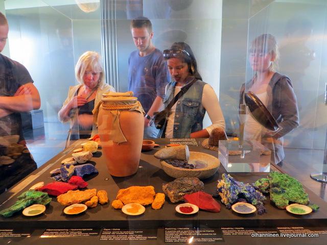 Новый музей Акрополя. Как раскрашивали Парфенон