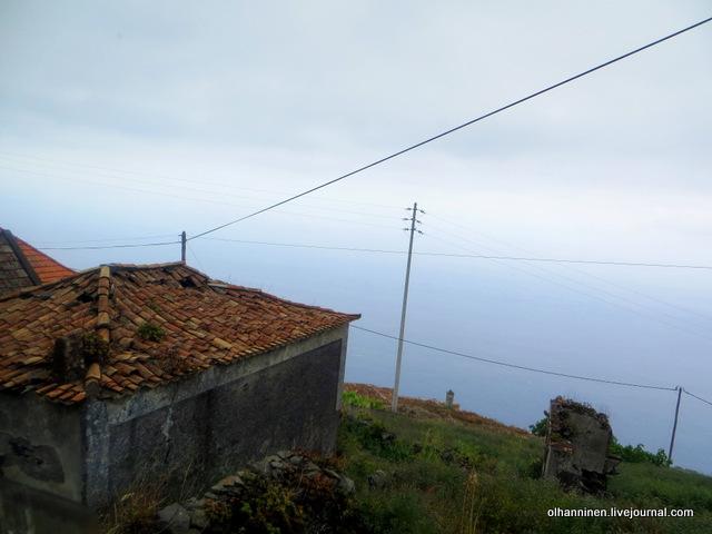 05 красные черепичные крыши заплесневелых домов вблизи