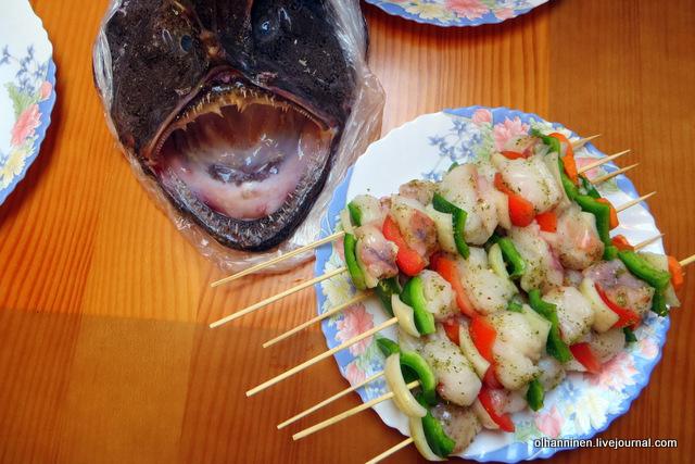 00 шашлыки из рыбы черта