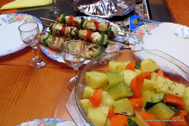 07 овощи на пару