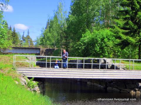 11 по мостику через старый канал