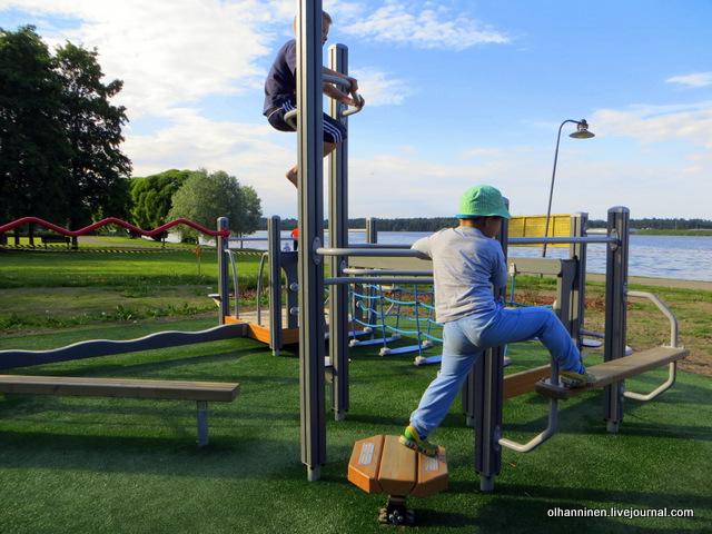25 детская площадка