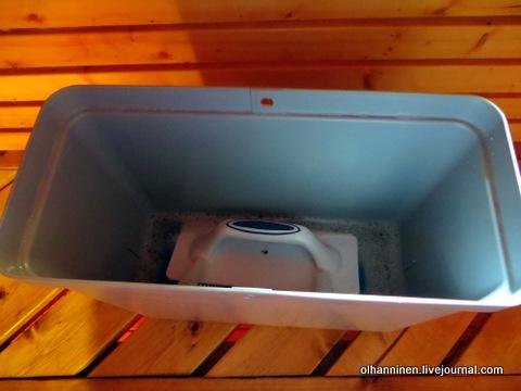 06 прямоугольное ведро удобно для ручной щетки и швабры, чаще меняйте воду