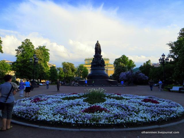 12 Екатерининский сад