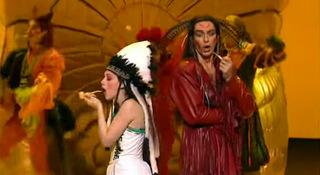 опера-балет Рамо Галантные Индии