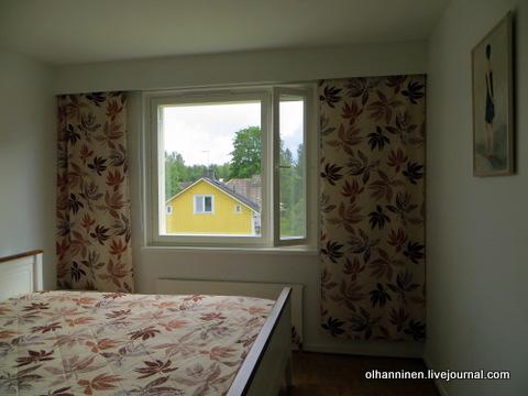 01 спальня от двери