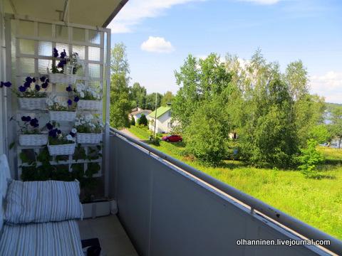 17 балкон