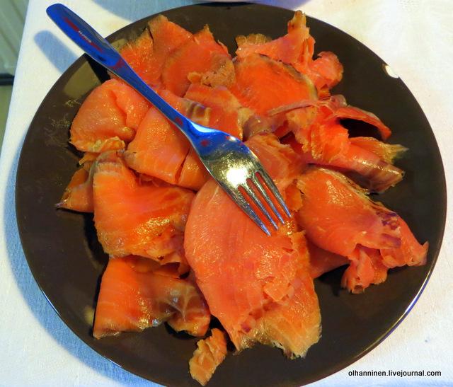kalaherkut соленая красная рыба