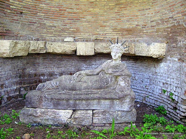 15 Храм Беллоны лат. Bellona