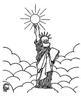 свет свободы