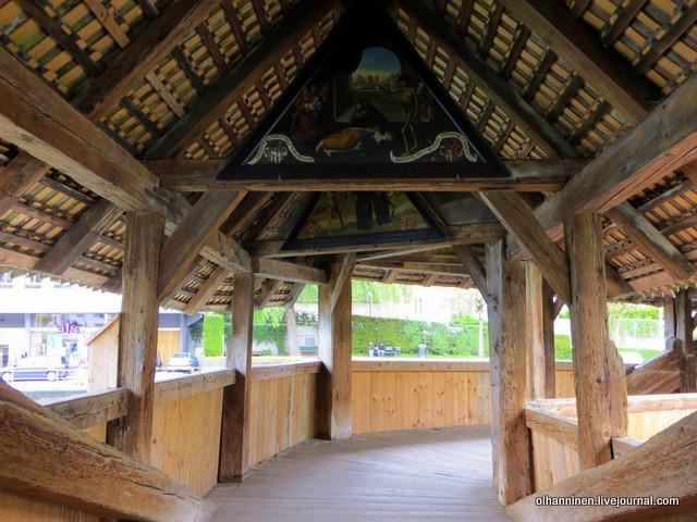 мост Люцерн