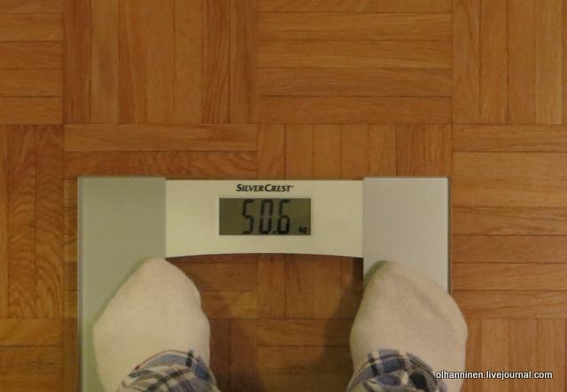 мой вес 50 кг