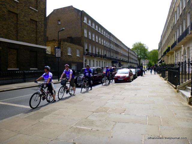 экскурсия велосипедная