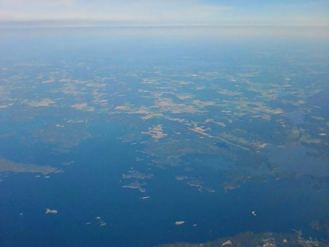 Солнечная Финляндия