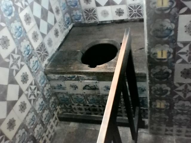 Розенборг первый этаж туалет