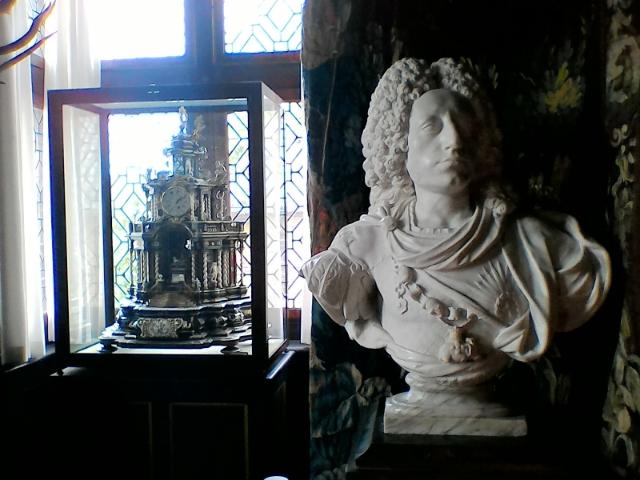 Розенборг второй этаж Фредерик  IV