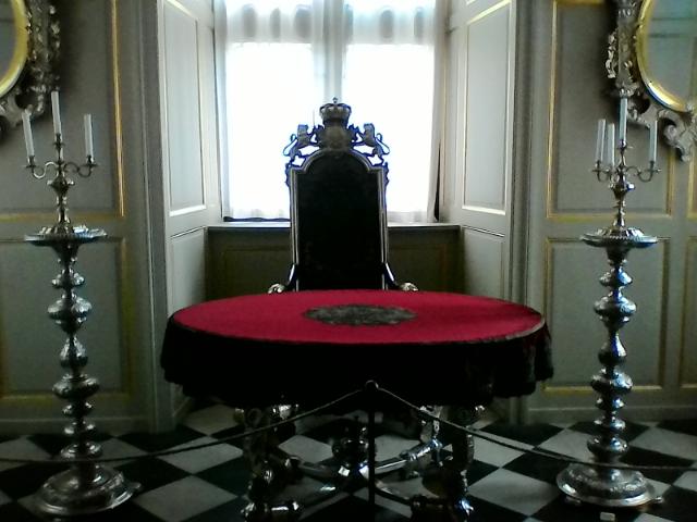 Розенборг третий этаж королевская приемная