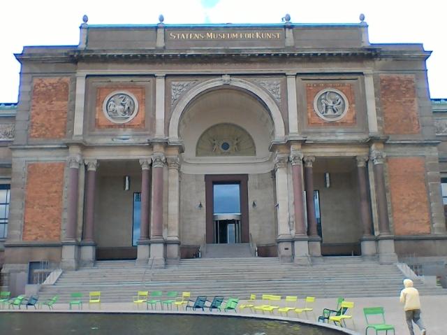 Бесплатный Государственный музей искусств SMK