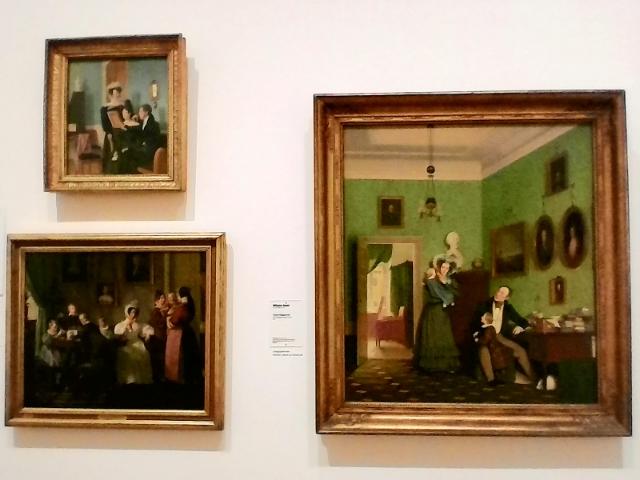 Датские художники