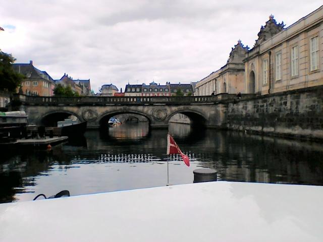 Мосты низкие