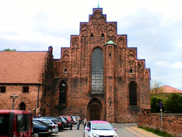 Церковь Девы Марии, 1500, вход, Хельсингер