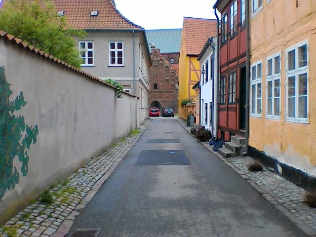 Улица в Хельсингере