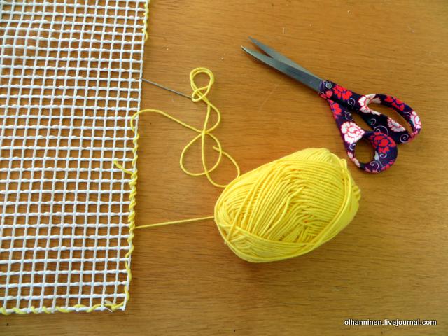 02 край сетки часто рвется, поэтому его можно обвязать ниткой.JPG