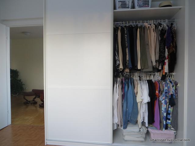 шкаф без полок