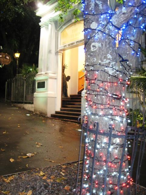 New Zealand, Auckland,  white house