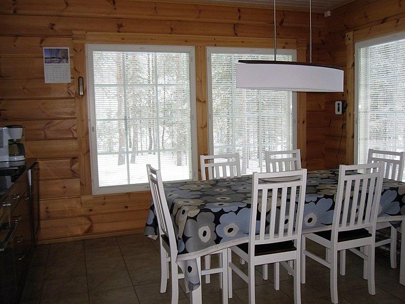 Кухня и столовая вместе