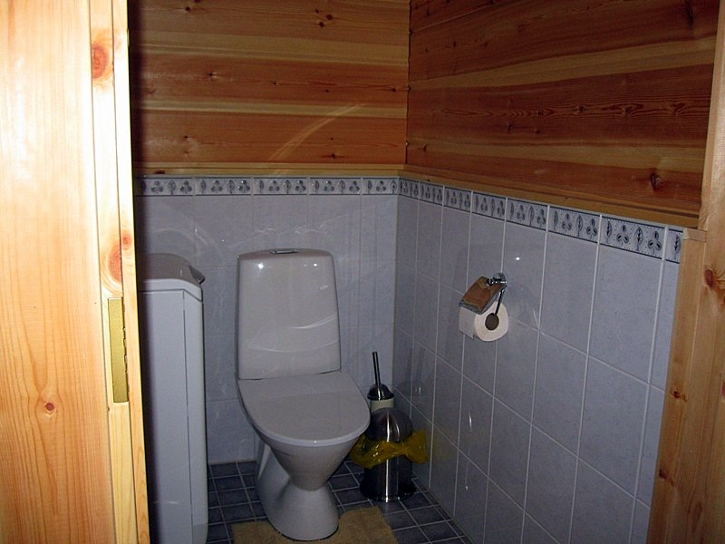 Туалет первый