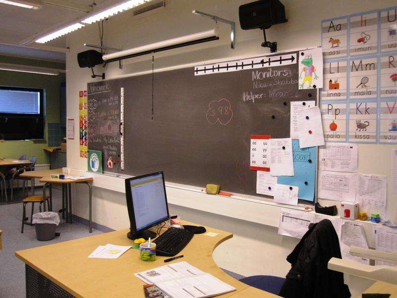 Стол учителя