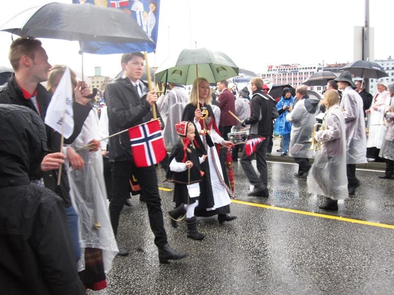 Дети - полноправные участники торжества